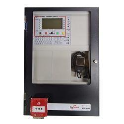 3030 Addressable Fire Panel - 650 CAB - 1 Loop - 5A - 30W DA2 OWS