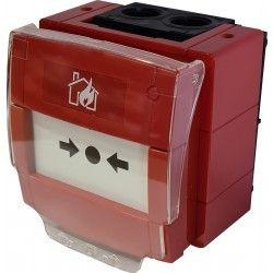 Break Glass - Red - Intrinsically Safe - IP67 (KAC)