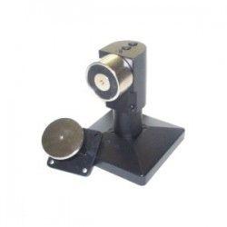 Wall/Floor Mount Door Holder - 50kg - 15cm extension arm