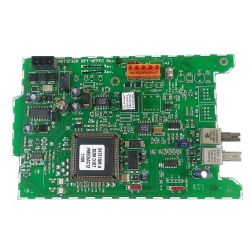 Network Card - Wire to Fibre Repeater