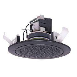 ONESHOT 100mm Flush Mount Black Speaker & Grill